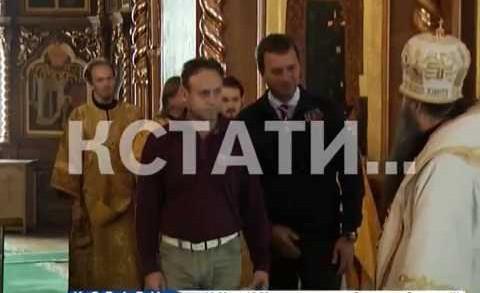 Частицу святого Серафима Саровского передали космонавтам для отправки в космос