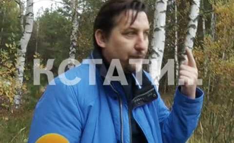 Из-за выброса отравляющих веществ загублен каскад озер под Дзержинском