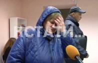 Массовую раздачу денег страждущему населению на улице Красных зорь прервала полиция