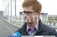 Реальность и вымысел — нижегородцы сравнили заявления властей с реальностью на Молитовском мосту