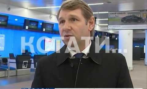 Реконструкция перрона и посадочной полосы завершается в аэропорту Стригино