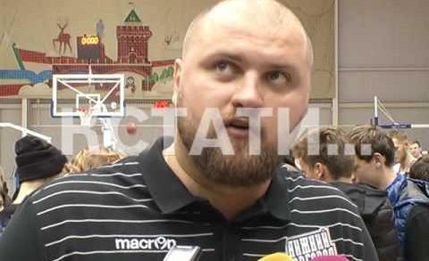 В Нижнем Новгороде прошел предсезонный баскетбольный турнир на кубок Нестерова