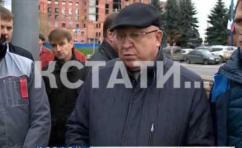 Волонтеры взялись за приведение в порядок улиц Нижнего Новгорода