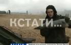 Фруктовый сад из гаубичных орудий уничтожили нижегородские военные