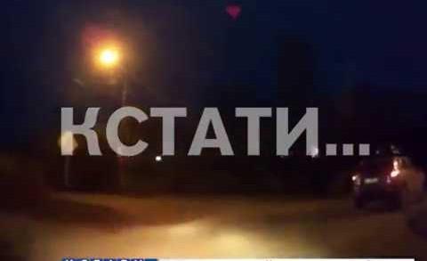 Погоню со стрельбой устроили сотрудники полиции в Дзержинске
