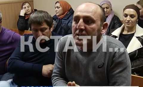 За дележ воровского общака криминальный авторитет Далгат оказался на скамье подсудимых