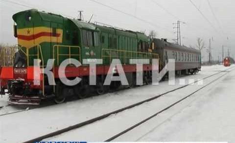 14-летняя девочка погибла под колесами поезда
