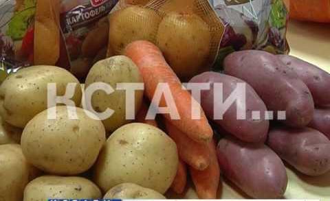 День работников сельского хозяйства отметили сегодня в Нижегородском кремле.