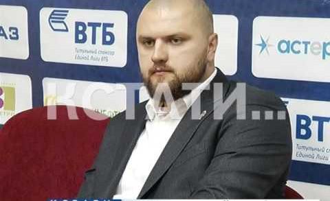 Нижегородские баскетболисты в рамках чемпионата лиги ВТБ встретились с Кубанским «Локомотивом».