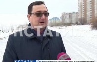 Подготовка к строительству новой дороги началась на Волжской набережной