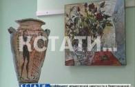 Уникальная международная выставка «Арт Россия — 2016» откроется в Нижнем Новгороде.