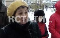 Житель Павлова взял в заложники семью и сотрудника полиции