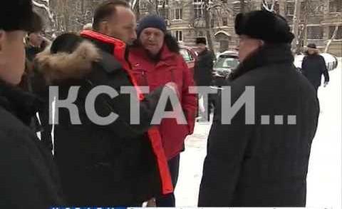 Администрация Нижнего Новгорода должна разработать «Дорожную карту» по уборке дворовых территорий