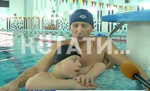 Безграничные возможности — нижегородские пловцы-инвалиды стали чемпионами страны