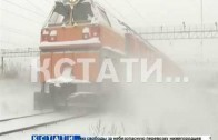 Нижегородские железнодорожники будут бороться со снежными заносами новыми поездами