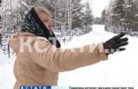 Охотники за металлом ограбили больше сотни могил на Сормовском кладбище