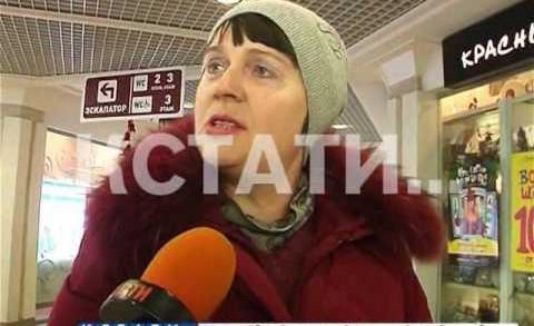 В Нижегородских торговых центрах теперь можно потратить много денег, но ничего не купить
