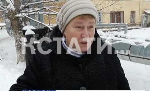 В Нижнем Новгороде есть улицы, где до сих пор снег не убран