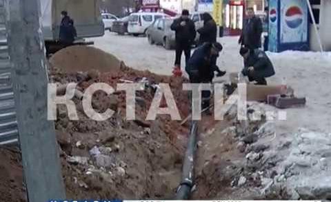 Жители Афонино, оставшись без света, перекрыли одну из главных нижегородских трасс