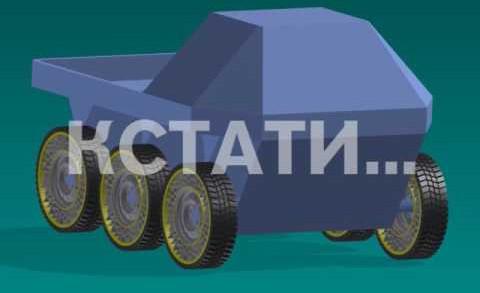 Колесо не боящееся проколов создали нижегородские ученые