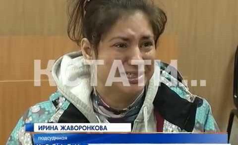 Кормящая мать, которую приставы превратили из потерпевшей в подсудимую, выслушала приговор суда