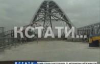 На финишную прямую вышло строительство Борского моста