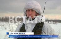 Русская зима — самый сильный противник