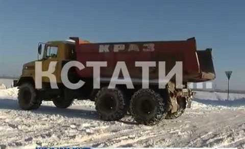 Вместо законного закрытия незаконный расцвет переживает свалка в Кстовском районе