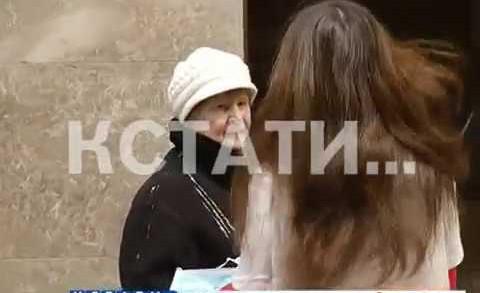 «Маски-шоу» в нижегородском метро