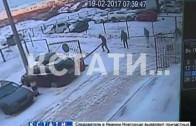 Неожиданный порыв нахлынувшей энергии оставил нижегородского таксиста без работы