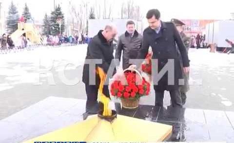 Новая память о главной победе века — в с. Вад реконструировали мемориал памяти ВОВ