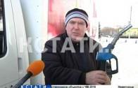 Вылеты с мостов в Нижнем Новгороде становятся систематическими