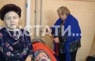 Гардеробная наследственность — вторую жизнь в старые вещи вдохнули в Автозаводском районе