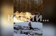 Коммунальщики экономят деньги, уничтожая Щелковский хутор