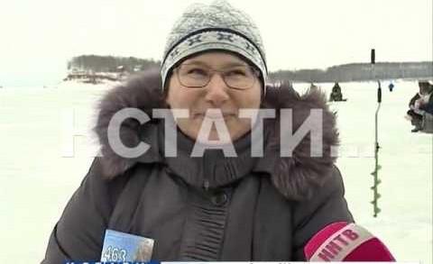 Лучшие рыбаки России приняли участие в фестивале «Чкаловская рыбалка»