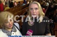 Мировая звезда пианистка Элисо Вирсаладзе сыграла на рояле Стенвей в Нижегородской филармонии