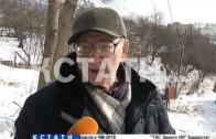 Многострадальное садоводчество «Родник» после 8-летней мусорной атаки, подверглось атаке снежной.