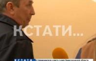 Политическое преступление в Арзамасе — неизвестные обворовали кабинет мэра