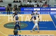 Нижегородские баскетболисты встретились с одной из лучших команд России — московскими «Химками»