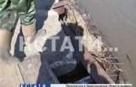 Паводковые воды затопили три моста в Нижегородской области