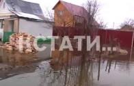 Рукотворный паводок — сотни домов затоплены в Автозаводском районе