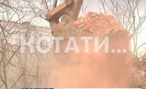 Уничтожение ДК в Балахне прокомментировали в Управлении охраны культурного наследия