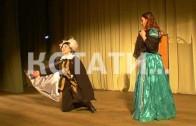 В народном театре любой слесарь может стать артистом