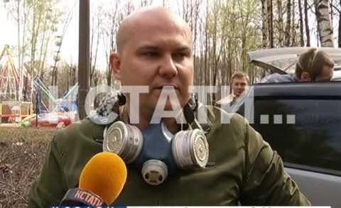Бой клещам дали в Нижегородских парках