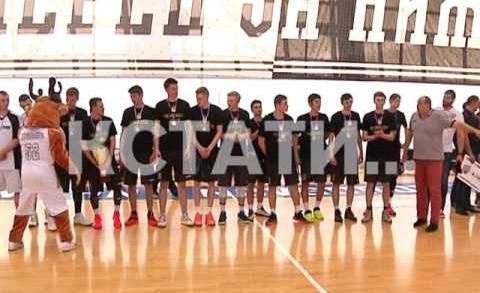 Чемпионат города по баскетболу завершен в Нижнем Новгороде