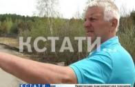 Майские праздники накрыли Нижегородскую область чередой травяных пожаров