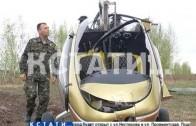 Неудачная посадка или счастливое крушение — автожир разбился в Богородском районе