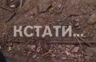 Шаткое положение — новые трамвайные пути в Канавинском районе укладывают на старые шпалы