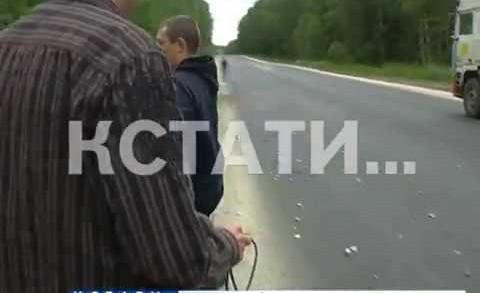 Чудесная авария — от удара автобус перевернулся, но пассажиры отдалались легким испугом