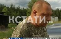 Дары природы частного характера — в Балахнинском районе жителей начали выгонять из озер и лесов.